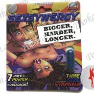 sexynergy bigger harder longer